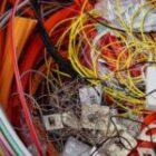 Desarrollan nuevos compuestos de yeso que incorporan desechos de plásticos de cables .
